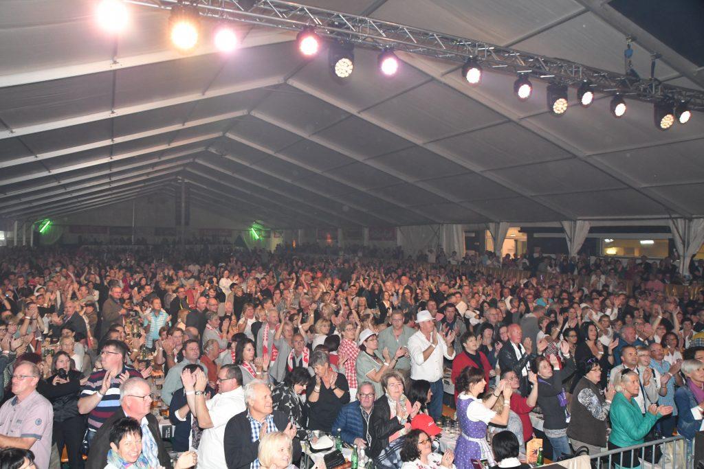 Nockalmfest Publikum