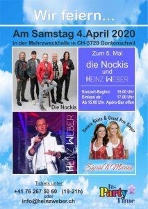 CH-5728 Gontenschwil (Verschoben) @ Mehrzweckhalle Gontenschwil | Gontenschwil | Aargau | Schweiz
