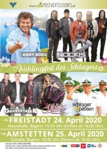 A-4240 Freistadt (Verschoben) @ Messehalle Freistadt | Freistadt | Oberösterreich | Österreich